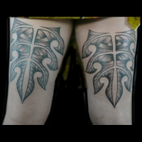 breadfruit thighs - rachelg - exotic eye tattoo-2